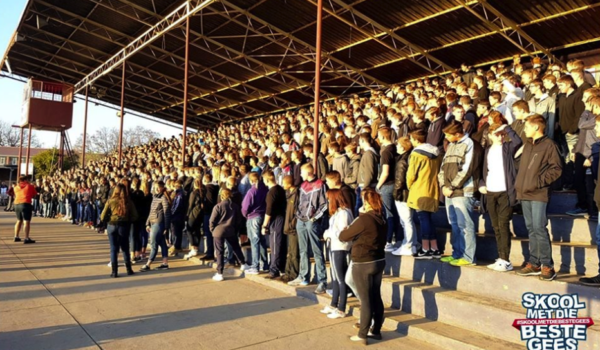 #SKOOLMETDIEBESTEGEES – 3 Augustus:  Hoërskool Centurion