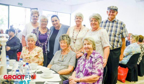 Bekendes bederfdag vir bejaardes