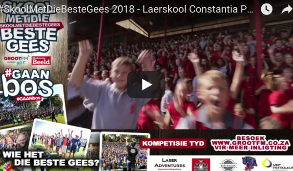 Laerskool Constantia Park 16 Feb 2018 #SMBG